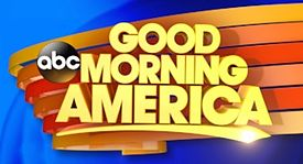 Good Morning America [Interview]