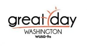 Great Day Washington - WUSA9 [Interview]