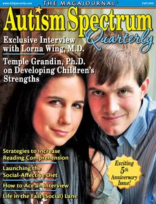 "Autism Spectrum Quarterly | ""Our Evolving Symphony"" [cover article for the 5th Anniversary Edition]"