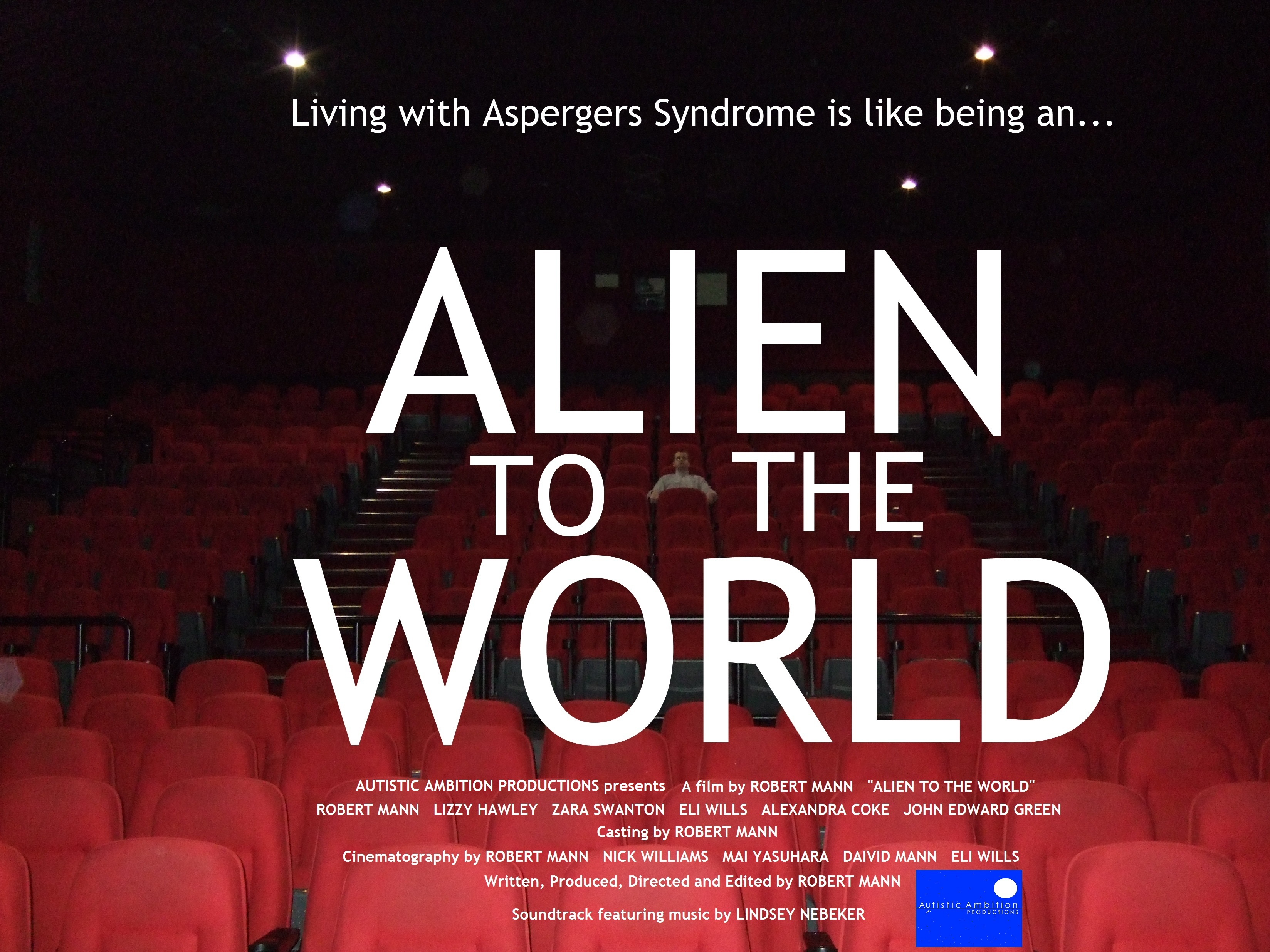 'Alien to the World': A Filmmaker's Personal Perspective on Asperger's Syndrome